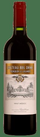 Château Bel-Orme Tronquoy de Lalande Haut-Médoc 2016